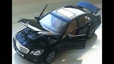 mercedes e klasse class schwarz w212 modellauto