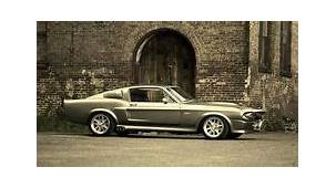 Mustang 65one Of The Most Beautiful Cars In World