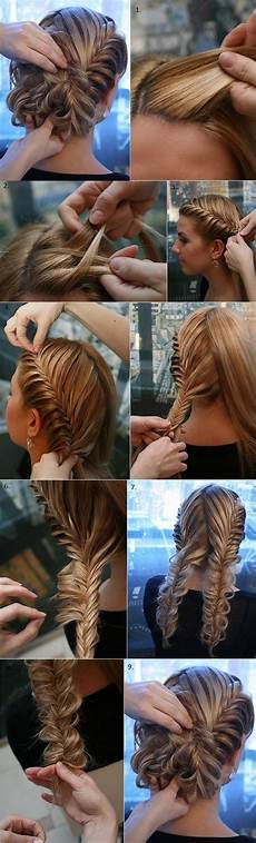 How Make Simple Hairstyle