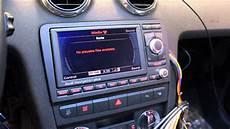 audi rns e led 2011 bluetooth mdi