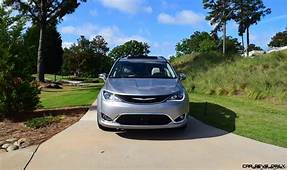 2017 Chrysler PACIFICA Limited  First Drive VIDEO Review