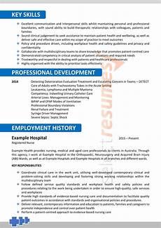 nursing resume design template 184 select resumes