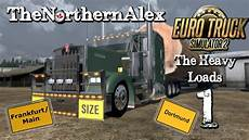 truck simulator 2 the heavy loads episode 1