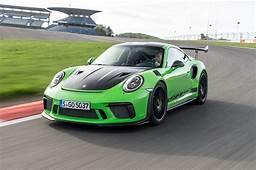 2019 Porsche 911 GT3 RS First Drive The Sharper End Of An