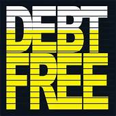 Debt Free Charts  Motivational To Print And