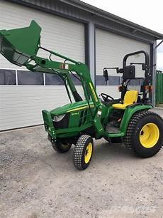 deere 3038e compact tractors price 163 14 971 year
