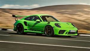Porsche 911 GT3 RS Review 513bhp Road Racer Tested  Top Gear