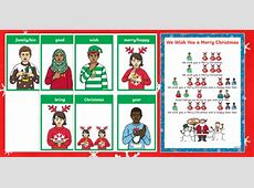 sign language christmas songs easy