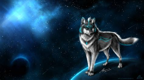 Cool Werewolf Wallpaper