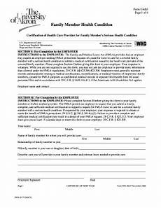 19 printable certification of health care provider for