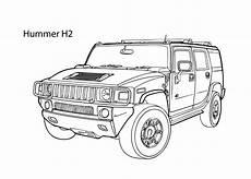 Malvorlagen Cars Vector Malvorlagen Hummer Auto Coloring And Malvorlagan