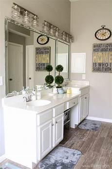 master bathroom makeover