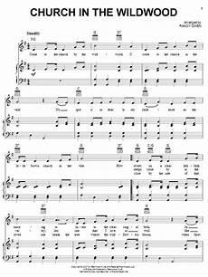 church in the wildwood sheet music direct