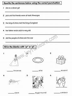 standard 2 may holiday english worksheets