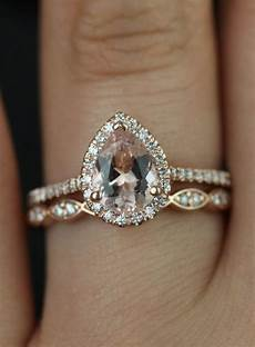 15 stunning rose gold wedding engagement rings that melt your heart tulle chantilly wedding blog
