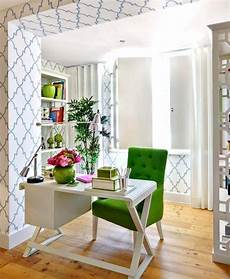 shop this look green and white home office decor
