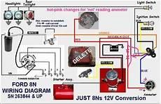 ford 9n 2n 8n discussion board wiring