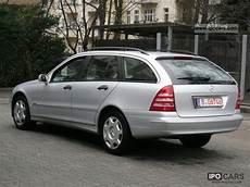 2005 mercedes c 200 cdi dpf classic car photo and specs