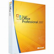 microsoft office professional plus 2007 kaufen