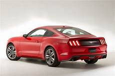 2015 Ford Mustang Gets Debut Autocar