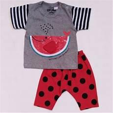 setelan anak baju semangka jual baju setelan anak bayi laki cowok paus semangka celana polkadot 1115 di lapak raphael