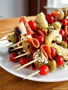 36 holiday party appetizer recipes taste as you go