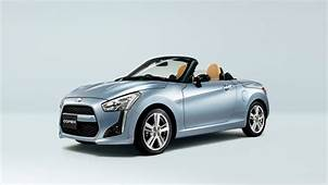 Daihatsu Copen Reborn With Configurable Bodywork W/video