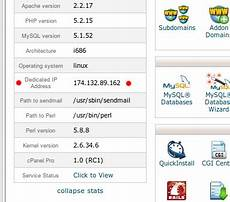 Ip Test - which ip does one use to set up enom api 171 hostgator