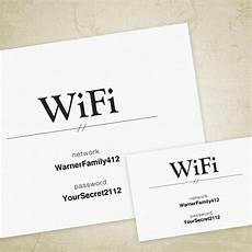 printable password card wifi network editable signs printable editable in 2020 wifi password printable password