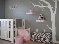kinderzimmer streichen ideen mod gray and pink nursery design dazzle