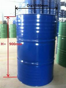 china 200 liter carbon steel chemical drum china steel