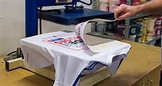 transfert shirt imprimante la diff 233 rence entre l impression par s 233 rigraphie et l