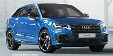 new audi q2 30tfsi sport black edition up to r 42 904