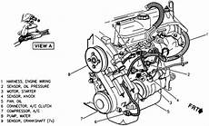 Where Is The Crank Position Sensor Located On A 96 Buick