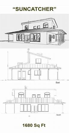straw bale house floor plans quot suncatcher 1600 quot straw bale plans strawbale com