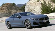 2019 bmw 8 series m850i exterior footage youtube