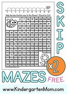 skip counting mazes worksheets 11955 skip counting no prep activity pages united teaching products 100 chart skip