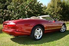 1998 Jaguar Xk8 Convertible 206247