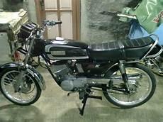 Yamaha L2 Modif by My Garage Sepeda Motor Yang Menjadi Quot Legenda