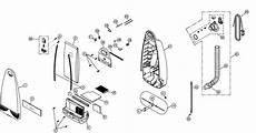 Rainbow Vacuum Wire Diagram by Simplicity 6770 6770 2 Vacuums Parts