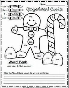 december worksheets free printable 15476 gingerbread writing printables freebie gingerbread activities