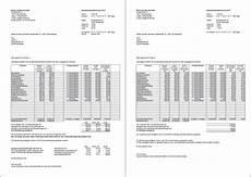 nebenkostenabrechnung gewerbe umsatzsteuer muster