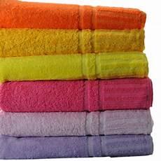 luxury 650 gram cotton bath towel striped pink of 2