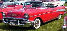 What Is A 1957 Chevy Belair Worth