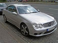 File Mercedes Clk 500 C209 Front Jpg