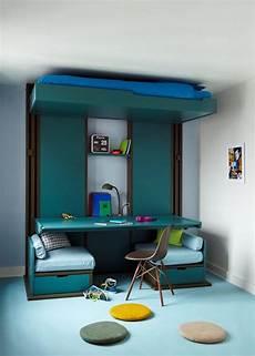 chambre ado petit espace lit escamotable pour chambre d ado chambre en