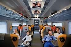 carrozza cinema italo como las cabinas de italo treno el tren de alta