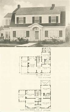 dutch colonial revival house plans dutch colonial revival 1920s house plan no 3028