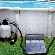 branchement chauffage solaire piscine hors sol chauffage solaire piscine hors sol solar arc