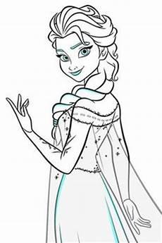 Elsa Malvorlagen Xxi Displaying Frozen Elsa Vinyl Svg Plotterdateien